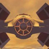 Star Wars Vader Tie