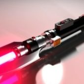 Darth Malgus Lighsaber Sword