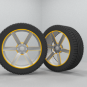 Wheel Tire Car