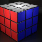 Simple Rubik Cube