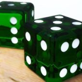Game Dice Pieces