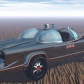 1960 Batmobile Car