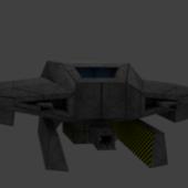 Sci Fi Air Craft