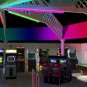 Arcade Music Interior