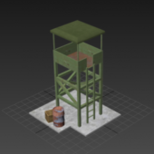 Army Watch Tower