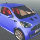 Aston Martin Cygnet Car