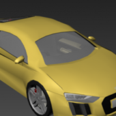 Audi R8 V10 Car