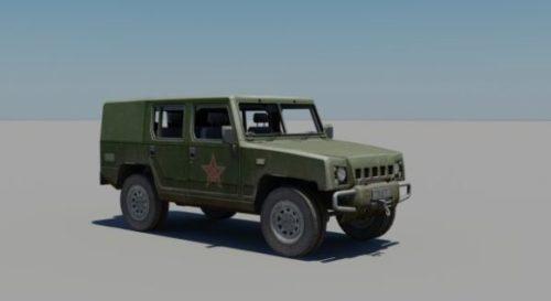 Bj2022 Military Vehicle