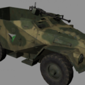 Btr-40 Tank