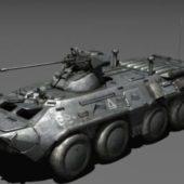 Btr-80 Tank