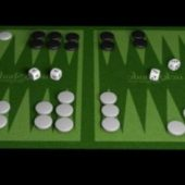 Backgammon Board Games