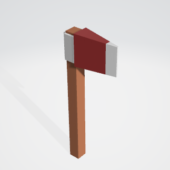Basic Axe Weapon