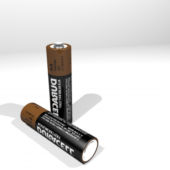 Electronic Battery Aa