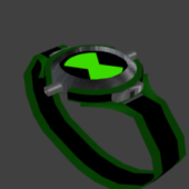 Alien Force Omnitrix Watch