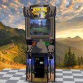 Big Buck Hunter Arcade Machine