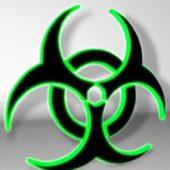 Gaming Biohazard Logo