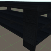 Black Table Furniture