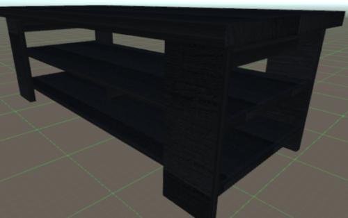 Black Table Furniture