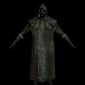 Bogey Man Character
