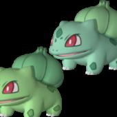 Bulbasaur Pokemon Character