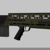 Bulldog Gun