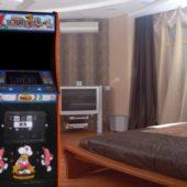 Burger Time Upright Arcade Machine
