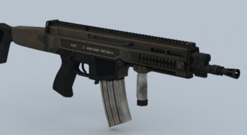 Cz805 Gun