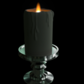 Western Candle