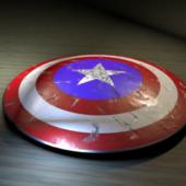 Movie Captain America Shield