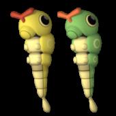 Caterpie Pokemon Character