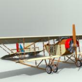 Caudron Giii Aircraft