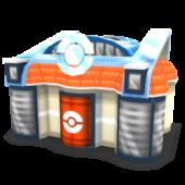 Center Building Pokemon