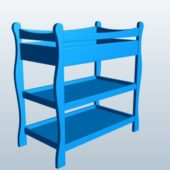 Changing Table Furniture