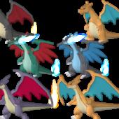 Charizard Pokemon Character