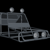 Chassis For Buggy