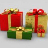 Beauty Christmas Gift Boxes