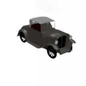 20th Century Classic Car