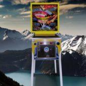 Encounters Pinball Machine