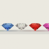 Jewelry Colored Diamonds