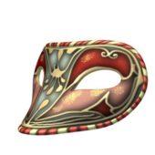 Colombina Mask Decoration