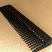 Plastic Comb