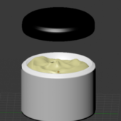 Kitchen Container Jar