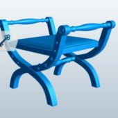 Curule Seat Chair