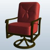 Cushion Lounger Chair V1
