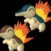 Cyndaquil Pokemon Character