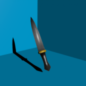 Dagger Knife