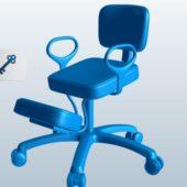 Deluxe Kneeling Chair