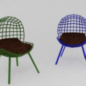 Wire Frame Designer Chairs