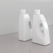 Home Detergent Bottle