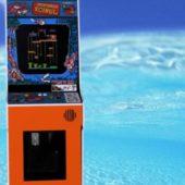 Donkey Kong Upright Arcade Machine